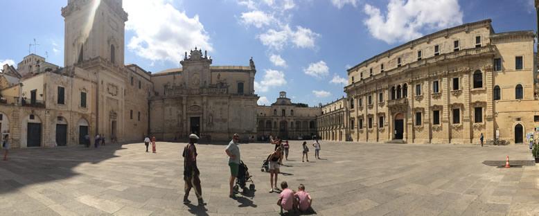 Duomo Meydanı - Lecce
