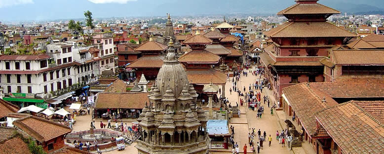 Durbar Meydanı - Katmandu