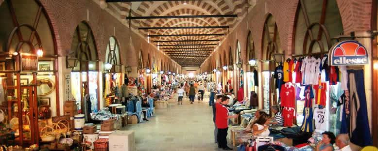 Tarihi Çarşı - Edirne