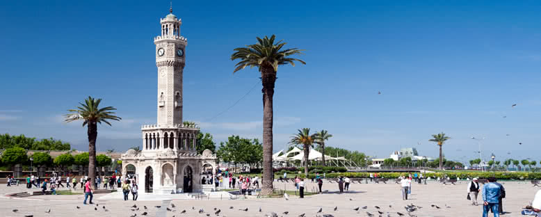 Saat Kulesi - İzmir