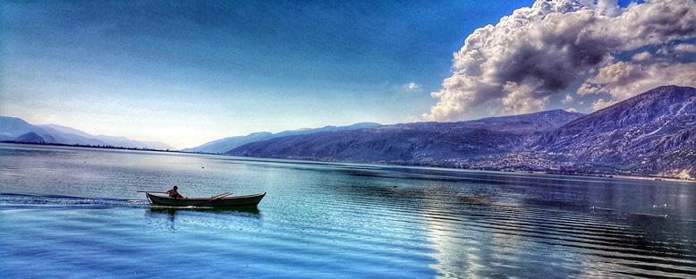 Eğirdir Gölü Manzarası - Isparta