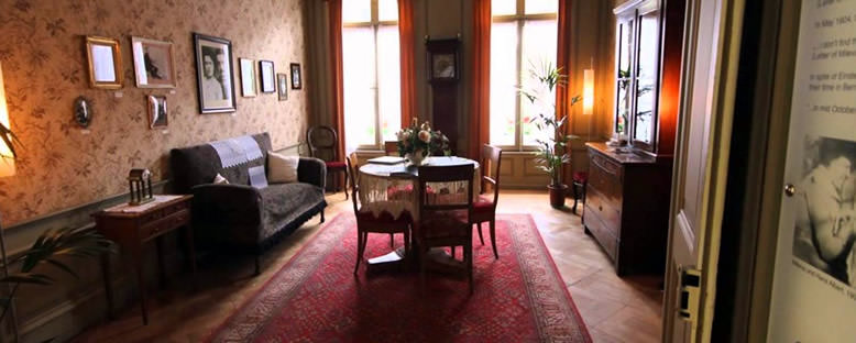 Einstein'ın Evi - Bern