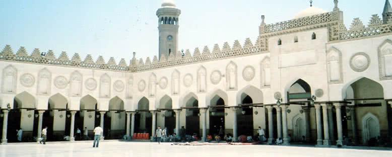 El Ezher Camii ve Üniversitesi - Kahire