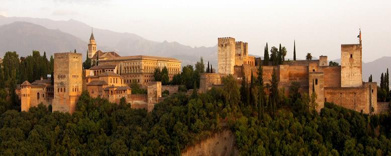 Elhamra Sarayı - Granada