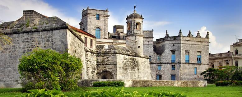 Castillo de la real Fuerza - Havana