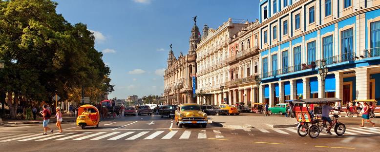 Prado Bulvarı - Havana
