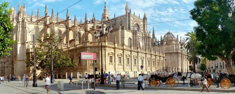 St. Mary Katedrali - Sevilla