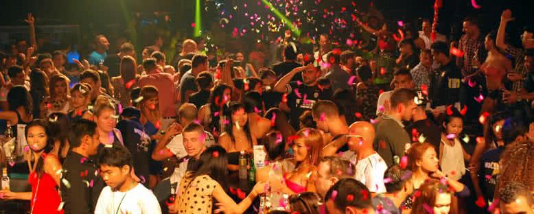 Gece Kulüpleri - Phuket
