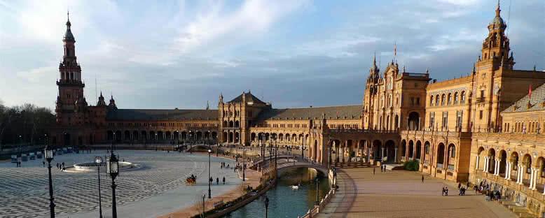 İspanya Meydanı - Sevilla