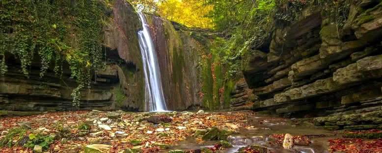 Erfelek Tatlıca Şelaleleri - Sinop