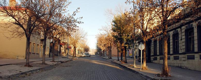Kent Sokakları - Kars