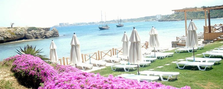 Escape Beach - The Savoy Ottoman Palace