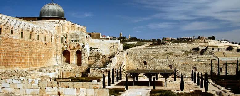 Eski Şehir - Kudüs