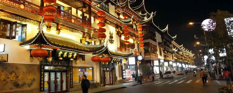 Eski Şehir - Şangay