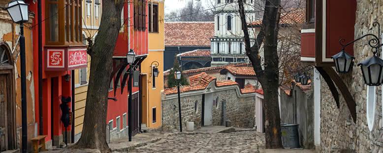 Eski Sokaklar - Plovdiv