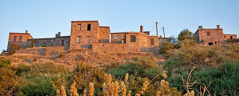 Eski Taş Evler - Assos