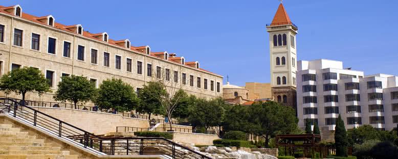 Eski ve Yeni Yapılar - Beyrut