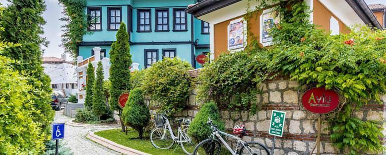 Rengarenk Evler - Odunpazarı
