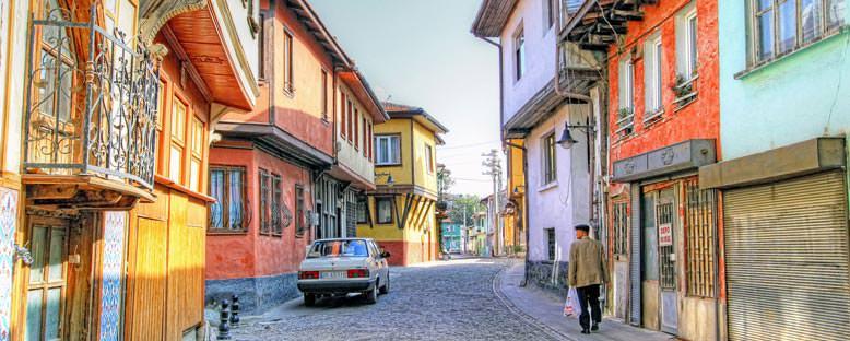 Odunpazarı Sokakları