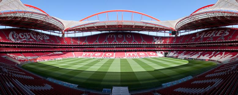 Estádio da Luz - Lizbon