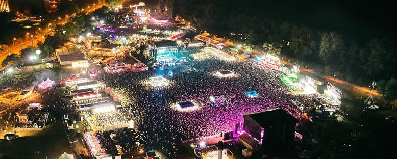 Etkinlik Alanı - Belgrad Bira Festivali