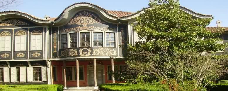 Etnografi Müzesi - Plovdiv