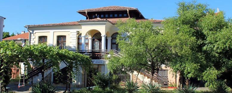 Etnografya Müzesi - Burgaz