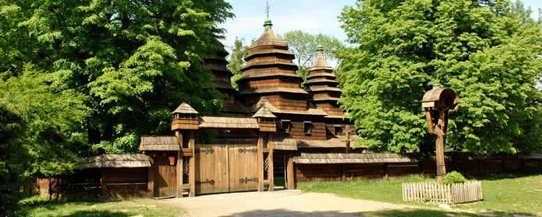 Etnografya Parkı - Lviv