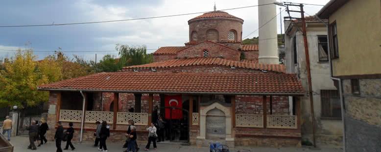 Fatih Cami - Tirilye