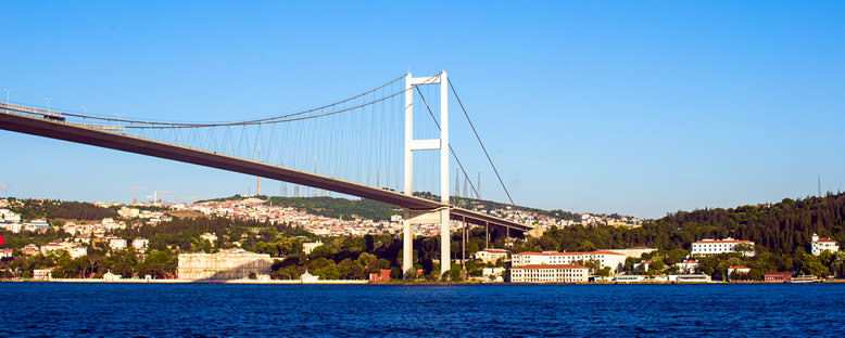 Fatih Sultan Mehmet Köprüsü - İstanbul