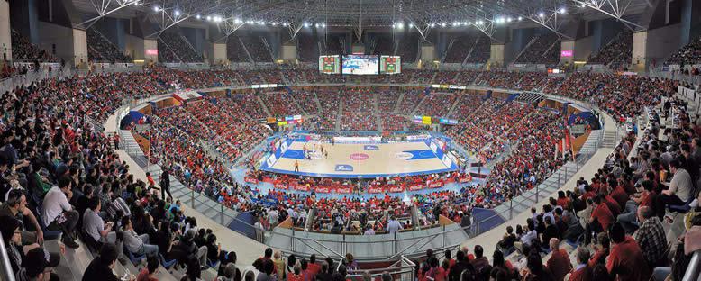 Fernando Buesa Arena - Vitoria-Gasteiz
