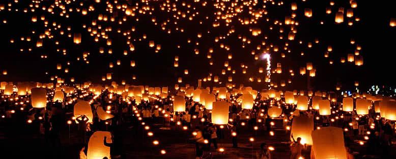 Festival Fenerleri - Bangkok