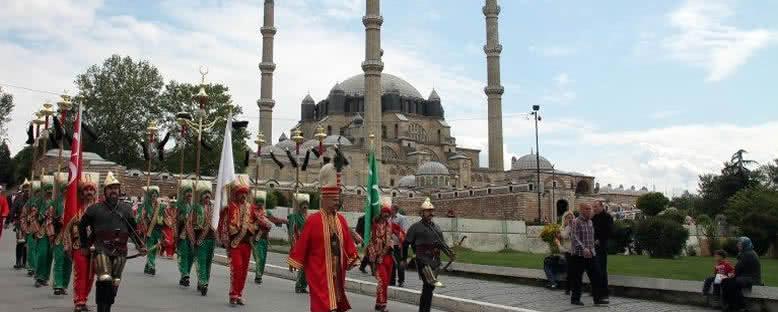 Fetih Kutlamaları Geçidi - Edirne