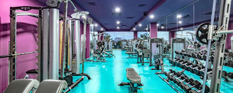 Fitness Alanı - Acapulco Resort Hotel