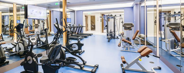 Fitness Alanı - Lord's Palace Hotel