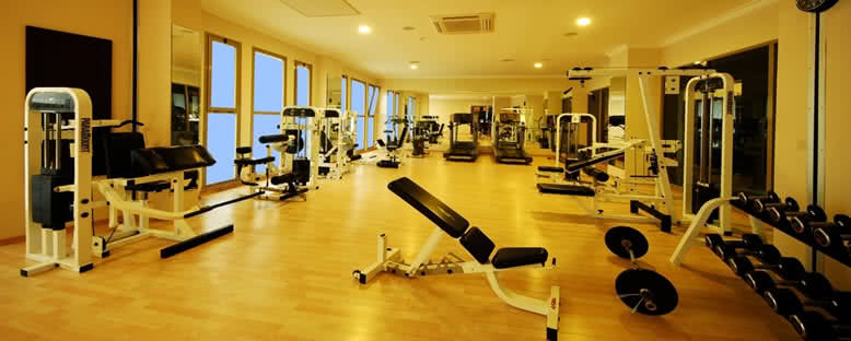 Fitness Salonu - Grand Pasha Hotel