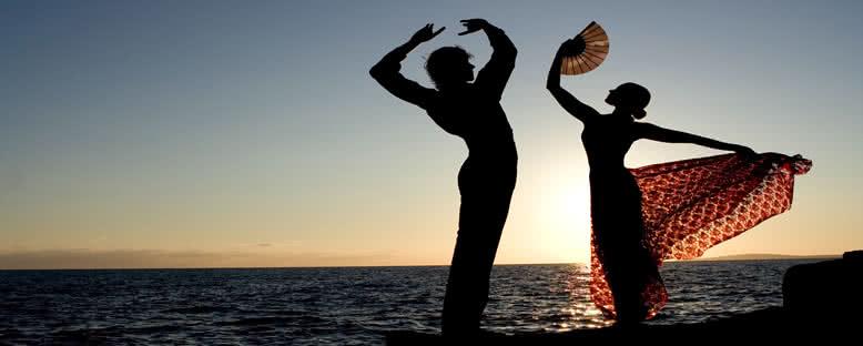Flamenko Dansçıları - Sevilla