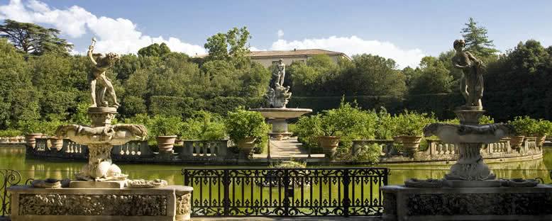 Boboli Bahçeleri - Floransa