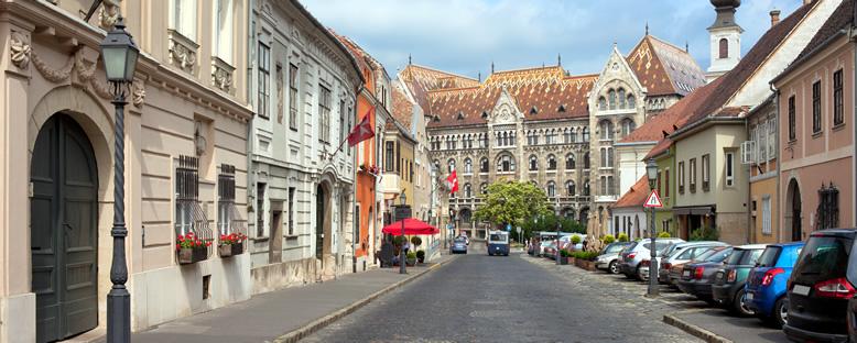 Fortuna Caddesi - Budapeşte