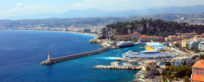 Liman Manzarası - Nice