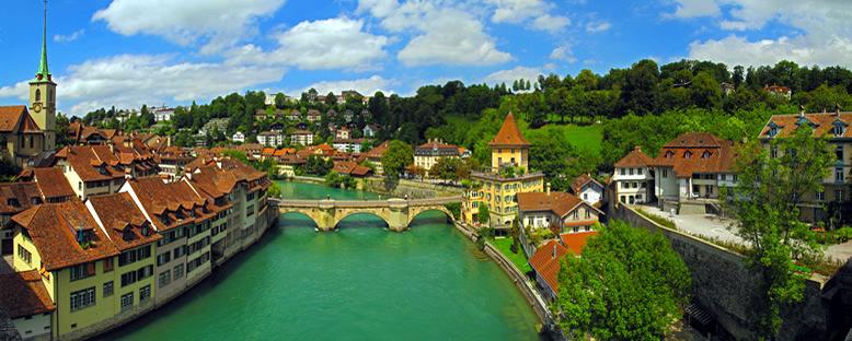 Tarihi Şehir Merkezi - Bern