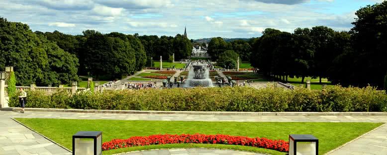 Frogner Park - Oslo