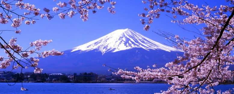 Fuji Dağı Manzarası - Tokyo