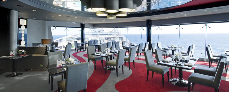 Galaxy Disco & Restaurant - MSC Divina