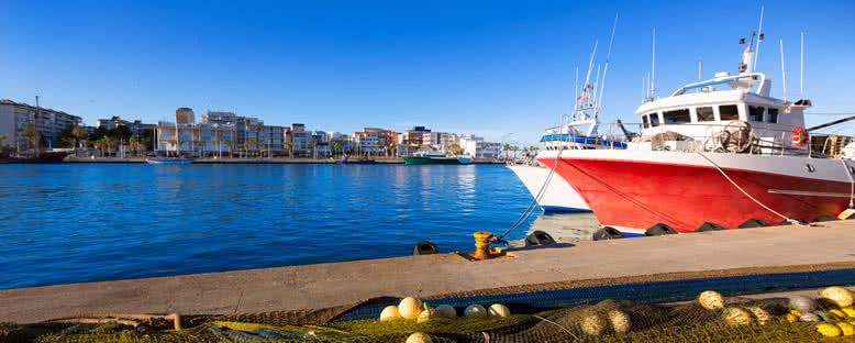 Gandia Limanı - Valencia