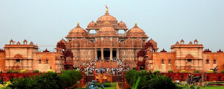 Akshardham Tapınağı - Delhi