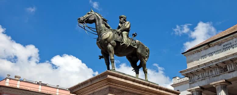 Garibaldi Meydanı - Cenova