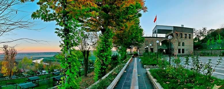 Gazi Köşkü - Diyarbakır