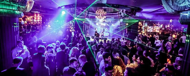 Gece Kulüpleri - Lviv