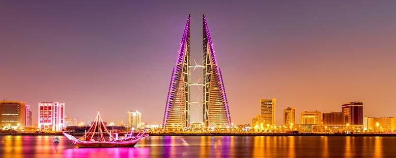 Gece Manzarası - Bahreyn